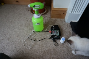Motion Sensor Water sprayer